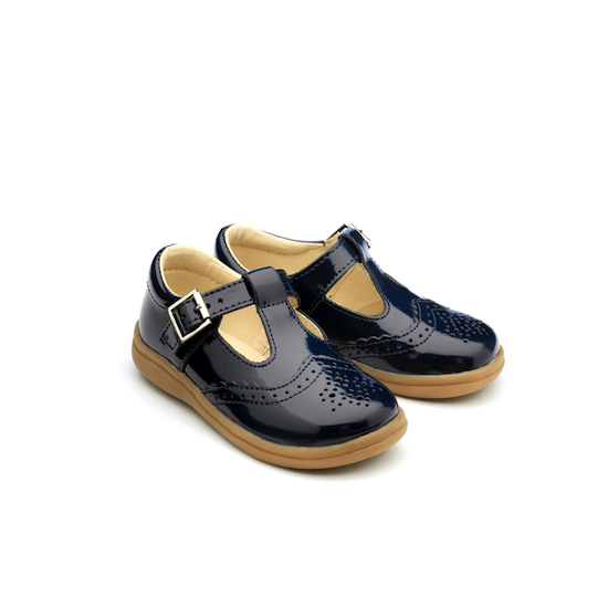 CHIPMUNKS EVA Navy/Burgundy ...