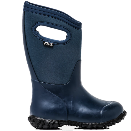 BOGS DURHAM Blue (sizes 27 to 35)