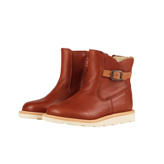 YOUNG SOLES VERA Chestnut Brown