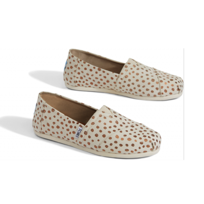 toms rose gold