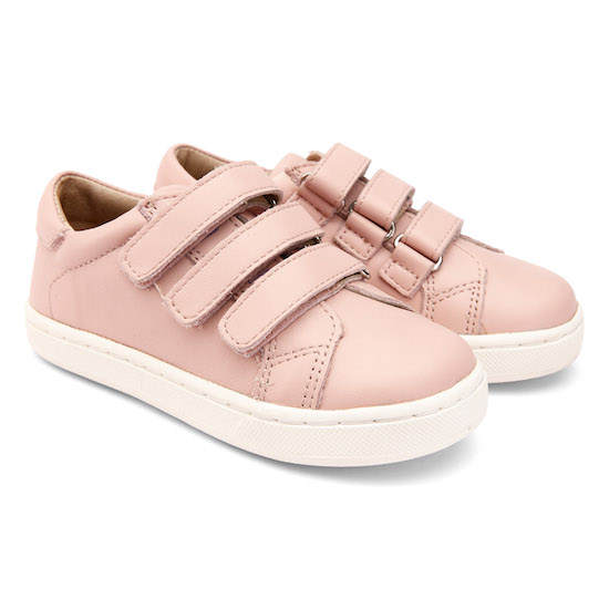 dusty-pink-three-straps-snealers-kids-shoes