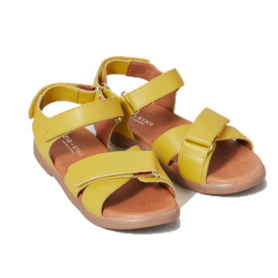 adjustable-sandal-for-kids-in-yellow