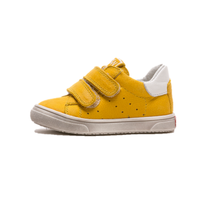 yellow-leather-sneaker